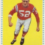 1964 - Boston Patriots - Don McKinnon Football Card