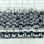 1965 - Boston Patriots Team Photo