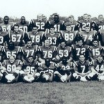 1967 - Boston Patriots Team Photo