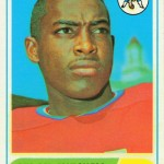 1968 - Boston Patriots - Leroy Mitchell Football Card