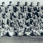 1968 - Boston Patriots Team Photo