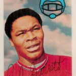1970 - Boston Patriots - Carl Garrett Football Card