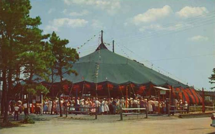Cape Cod Melody Tent & Cape Cod Melody Tent | Massachusetts History Preserved