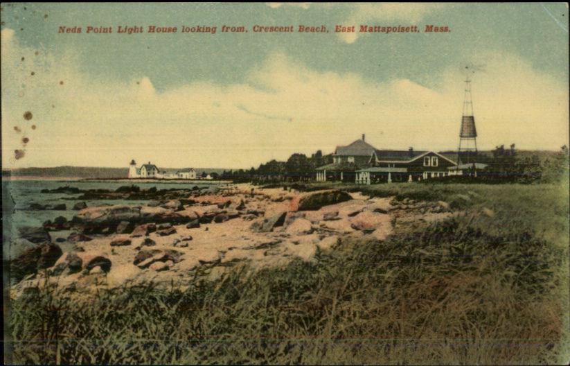 Ned S Point Mattapoisett Massachusetts History Preserved