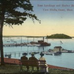 Onset Cape Cod MA Boat Landings c1910
