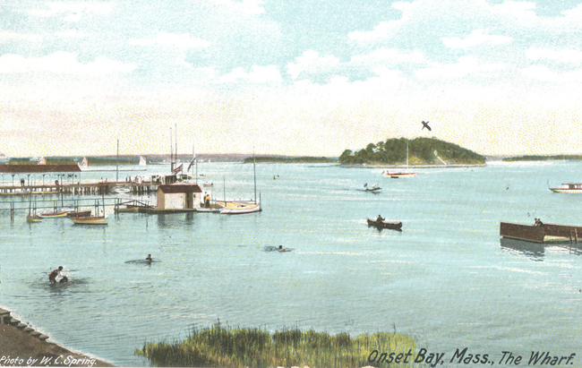 Wickets Island Massachusetts History Preserved