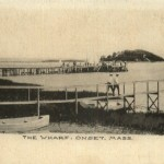Onset MA - The Wharf 1910