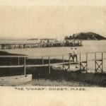 Onset MA - The Wharf 1910