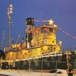 Tug in Winter