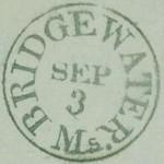 Bridgewater - 1846