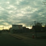 Buzzards Bay Movie Theater - April 2011 - Empty Lot