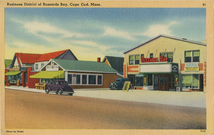 buzzards bay movie theater massachusetts history preserved