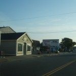 Buzzards Bay Theater - October, 2008