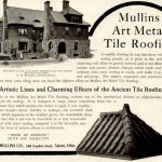 Joseph Jefferson's Buzzards Bay House in Tile Ad