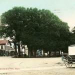 The Square in Bridgewater, MA