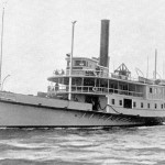 Steamer Gay Head 10 - circa 1897