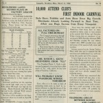 W-O Factory Prints March 31, 1922