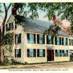 1933 MATTAPOISETT, MASS MA THE BARROWS HOUSE