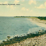 PLYMOUTH MASSACHUSETTS WHITE HORSE BEACH