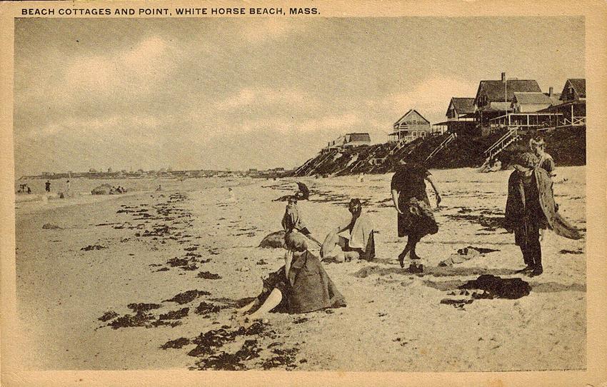 White Horse Beach Plymouth Manomet